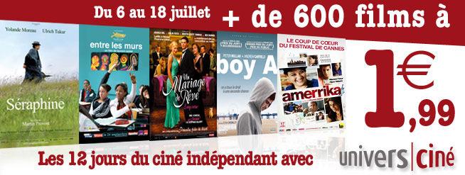 + de 600 films à 1,99€